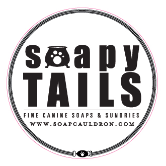 Soapy Tails logo